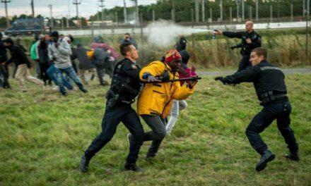 Selva de Calais volta a esquentar debates políticos