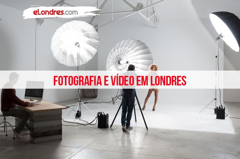 Fotógrafos brasileiros em Londres