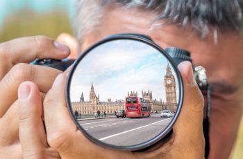 Fotografos Brasileiros em Londres