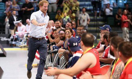 Príncipe Harry faz doação para crianças brasileiras assistirem às Paralimpíadas Rio 2016