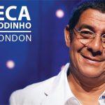 Zeca Pagodinho em Londres comemora 100 anos do samba. Ingressos Aqui!