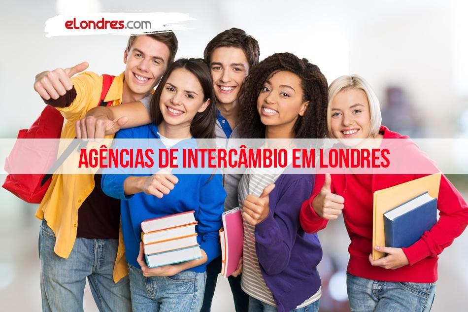 Cursos de Inglês e Agências de intercâmbio em Londres
