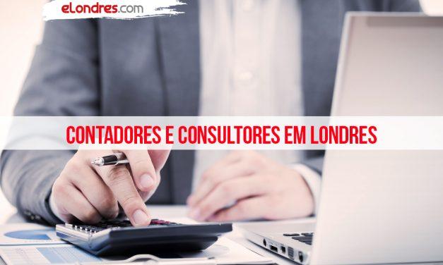 Contadores e consultores em Londres