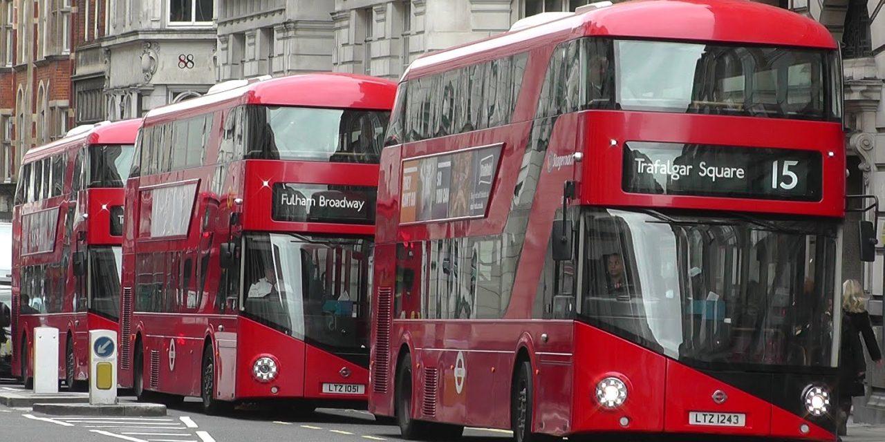 Prefeito de Londres anuncia segundo trecho de ônibus grátis