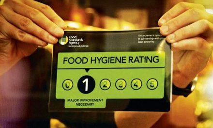Relatório avalia higiene de restaurantes e takeaways no Reino Unido