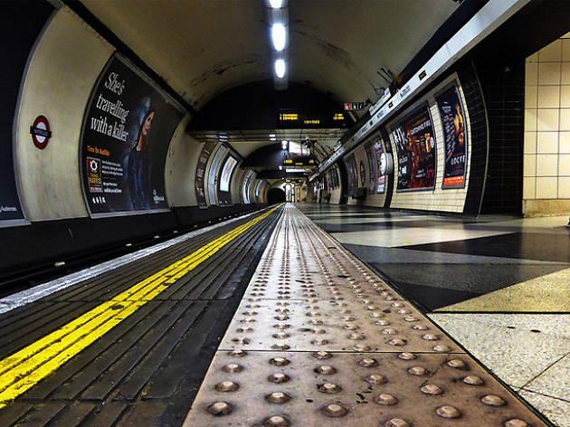 Confira as paralisações do TfL no final de semana em Londres