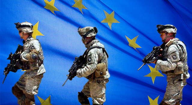 Londres rejeita exército europeu