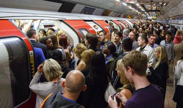 King's Cross lidera lista de furtos no metrô de Londres