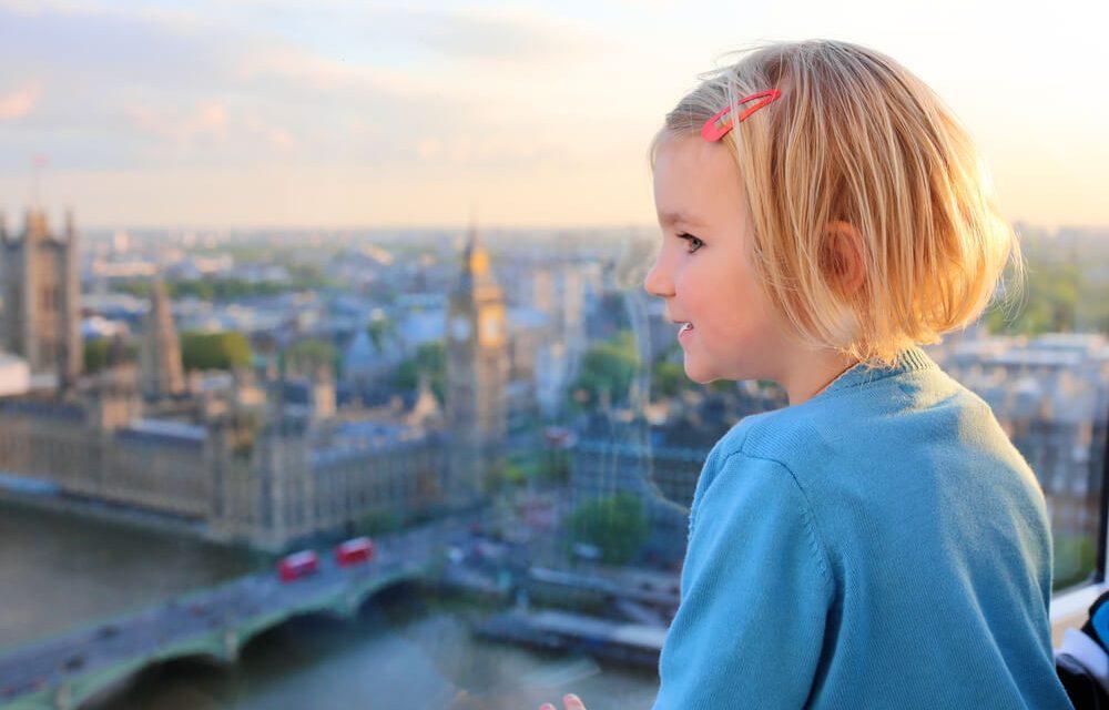 13 atrações para crianças em Londres