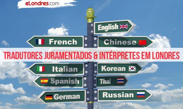 Intérpretes e tradutores juramentados em Londres