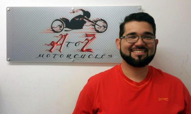 Empresários brasileiros em Londres: Jair de Almeida Junior – A to Z Motorcycles