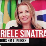 Brasileiros em Londres: Andriele Sinatra