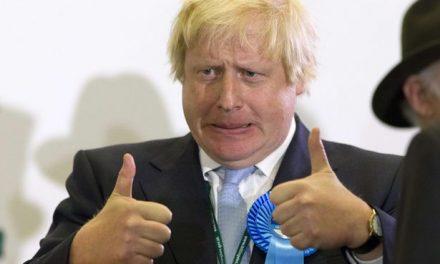 Brexit: Boris Johnson escreveu a favor da União Europeia
