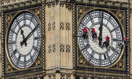 Horário de verão britânico acaba neste domingo