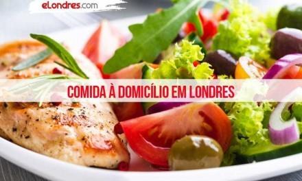 Comida brasileira saudável e a domicílio em Londres