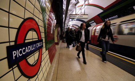 Piccadilly line será 24 horas a partir de 16 de dezembro