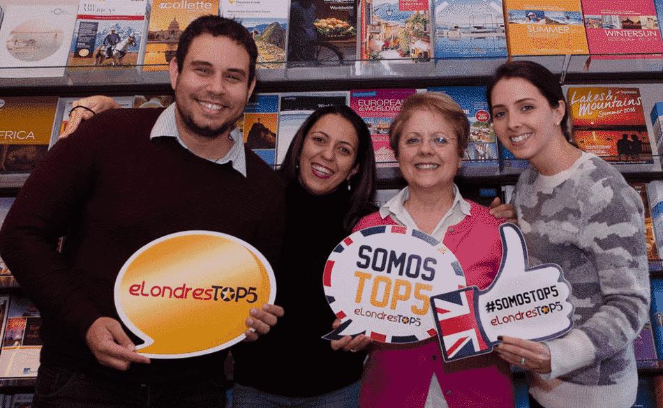 Agências de Viagem em Londres: Star Travel