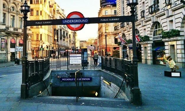 Confira as paralisações do TfL no Natal em Londres