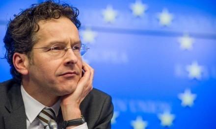 Presidente do Eurogrupo pede atitude diferente de Londres sobre Brexit