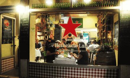 Heineken quer rede de pubs no Reino Unido