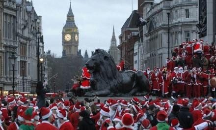 O que fazer em Londres neste final de semana: 10 e 11 de dezembro