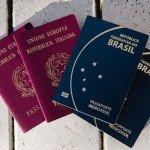 Brasileiros podem perder a nacionalidade brasileira após aquisição de outra