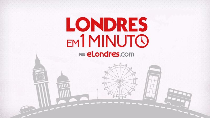 Trocando Moedas em Londres | Londres em 1 minuto