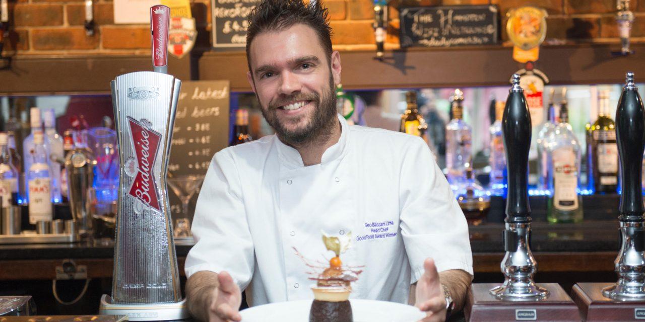 Brasileiros em Londres: O premiado Chef Geo Bassani