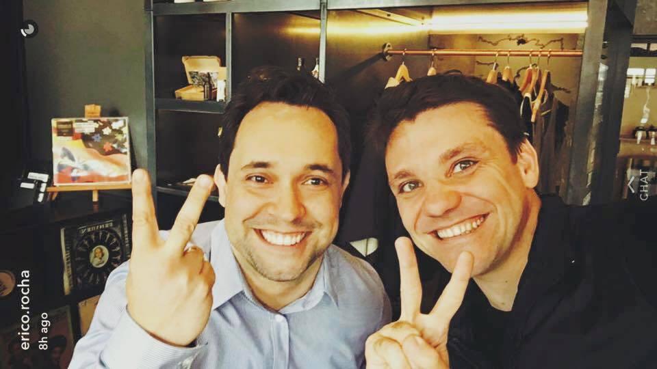 Erico Maia e Erico Rocha - Londres