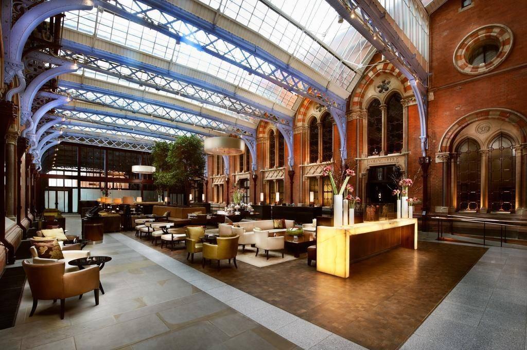 St. Pancras Renaissance Hotel em Londres