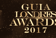 guia londres awards 2017