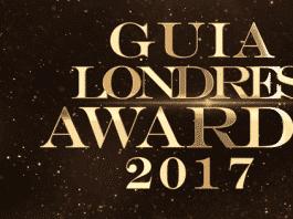 guia londres awards 2017