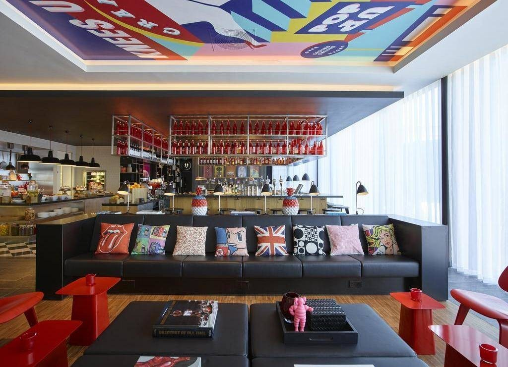 CitizenM Shoreditch Hotel em Londres