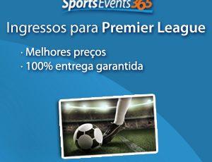 Ingressos para Premier League - 300x250