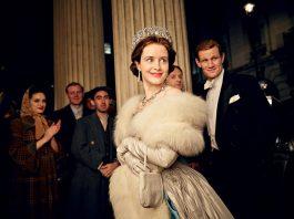 Rainha Elizabeth II do Série The Crown