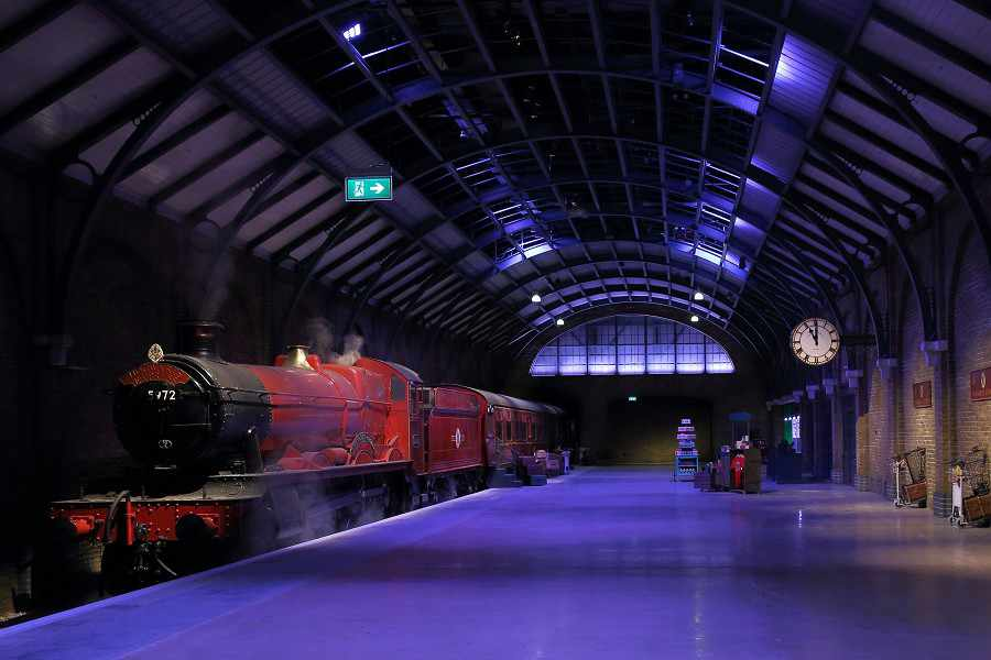 Visita estúdios Harry Potter Londres