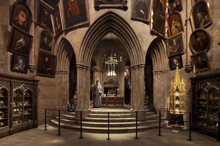 Museu Harry Potter Londres Ingresso