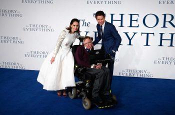 A Teoria de Tudo Stephen Hawking - Stephen Hawking Filme