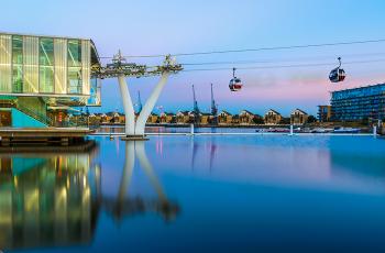 Londres para Principiantes Emirates Air Line