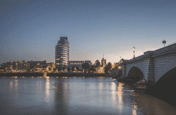 Londres para principiantes Putney