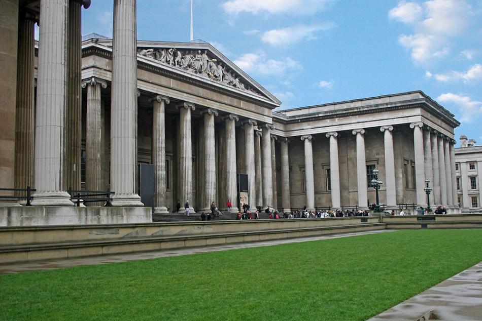 Londres para Principiantes museu Britânico