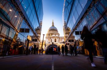 Londres para Principiantes Paul's Cathedral